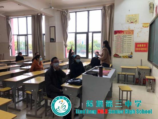 莲塘三中开展高三学生返校前防疫应急演练
